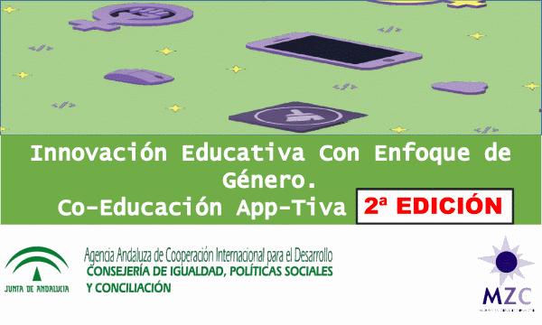 Logo Curso Innovación Educativa 2