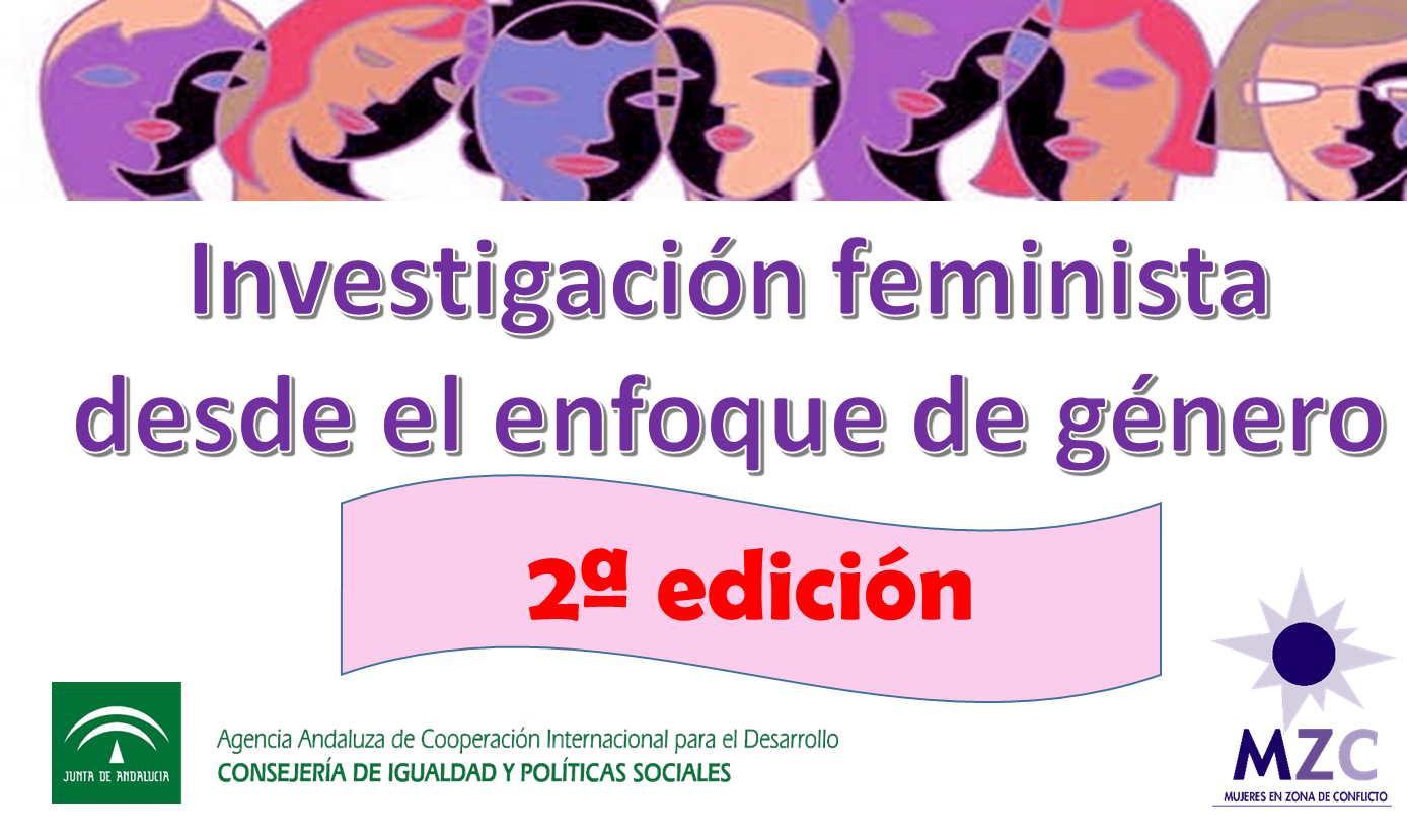 Logo Curso Investigacion Feminista 2