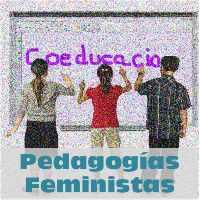 Logo Curso Pedagogías Feministas