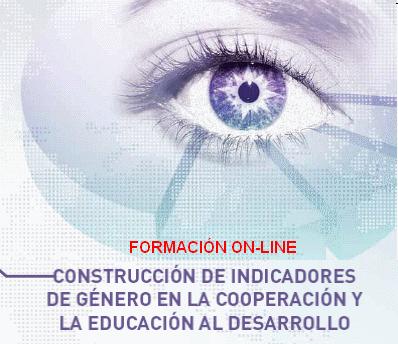 Logo Curso Indicadores de género
