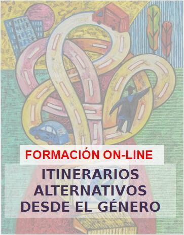 Logo Curso Itinerarios alternativos